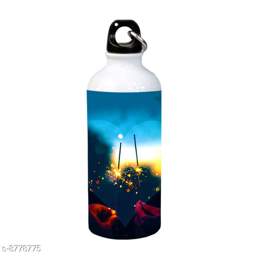 Bottles & Jugs Brandname Happy Valentine's Day Sipper Water Bottle 600 ml | Valentine's Day Gift | Valentine's day Water Bottle | Couple Gifts  *Material* Aluminium  *Pack* Pack of 1  *Length* 6 cm  *Breadth* 6 cm  *Height* 10 cm  *Size (in ltrs)* 600 ml  *Size* Free Size  *Sizes Available* Free Size *    Catalog Name: Brandname Happy Valentine's Day Sipper Water Bottle 600 ml | Valentine's Day Gift | Valentine's day Water Bottle | Couple Gifts CatalogID_1500519 C130-SC1124 Code: 925-8778775-995