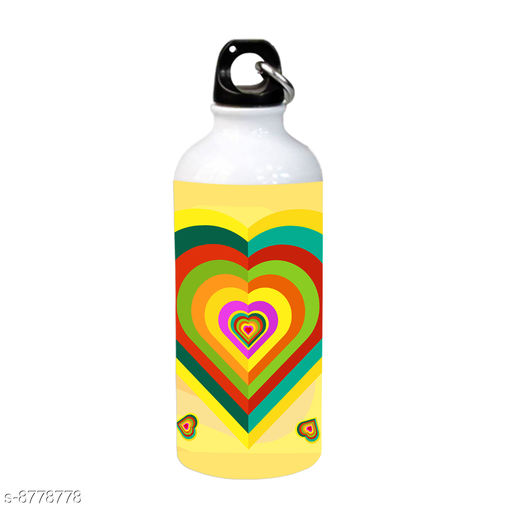 Bottles & Jugs Brandname Happy Valentine's Day Sipper Water Bottle 600 ml | Valentine's Day Gift | Valentine's day Water Bottle | Couple Gifts  *Material* Aluminium  *Pack* Pack of 1  *Length* 6 cm  *Breadth* 6 cm  *Height* 10 cm  *Size (in ltrs)* 600 ml  *Size* Free Size  *Sizes Available* Free Size *    Catalog Name: Brandname Happy Valentine's Day Sipper Water Bottle 600 ml | Valentine's Day Gift | Valentine's day Water Bottle | Couple Gifts CatalogID_1500519 C130-SC1124 Code: 925-8778778-995