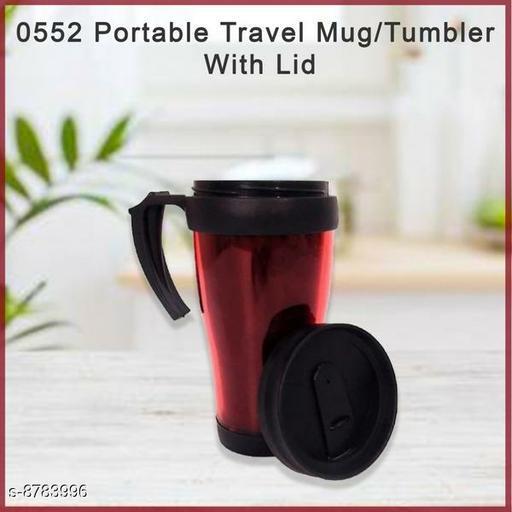 Rainbow Portable Travel Mug/Tumbler With Lid