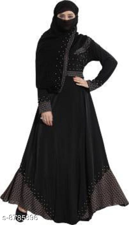 Abaya ABAYA BURQA  *Fabric* Linen  *Pattern* Solid  *Multipack* 1  *Sizes*  Free Size  *Sizes Available* Free Size *    Catalog Name: Stylish Women Abayas & Coats CatalogID_1502247 C74-SC1449 Code: 7941-8785896-