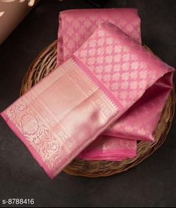 rashmi brand fancy silk saree