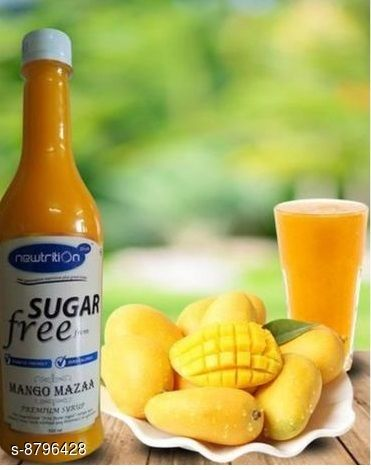 Health Drinks MANGO SYRUP MANGO SYRUP  *Sizes Available* Free Size *    Catalog Name: Check out this trending catalog CatalogID_1504682 C89-SC1778 Code: 042-8796428-