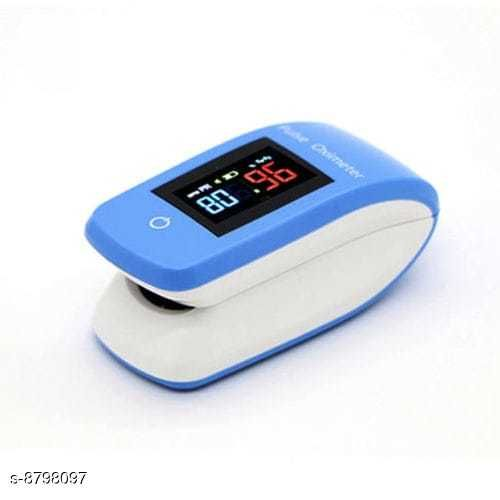 Health Equipments (Diabetic Care Etc) OXIMETER OXIMETER  *Sizes Available* Free Size *    Catalog Name: Check out this trending catalog CatalogID_1505063 C125-SC1574 Code: 0901-8798097-