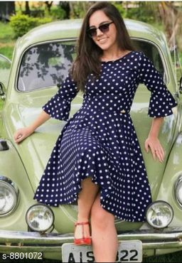 Attractive Western Dresses For Women