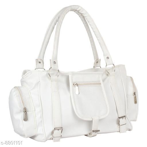 WOMEN SHOULDER STYLISH BAG WHITE