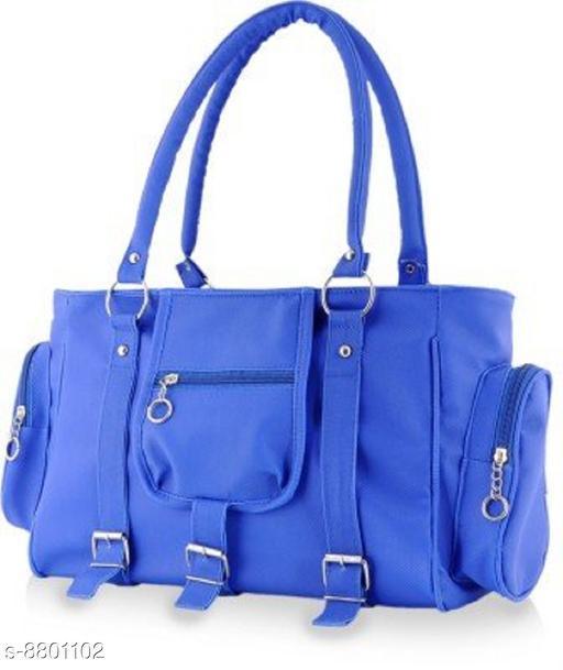 WOMEN SHOULDER STYLISH BAG BLUE