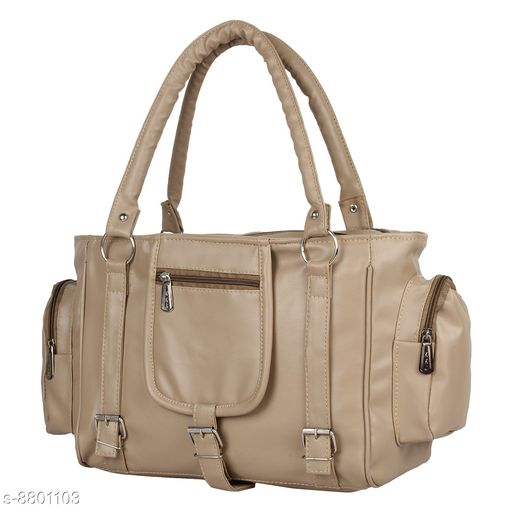 WOMEN SHOULDER STYLISH BAG GREY