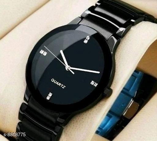 Men's Classic Metal Watch