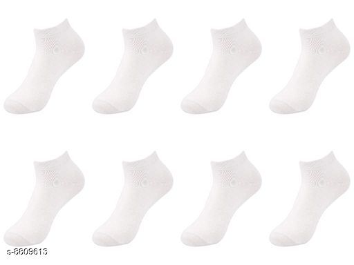 Trendy Cotton Socks