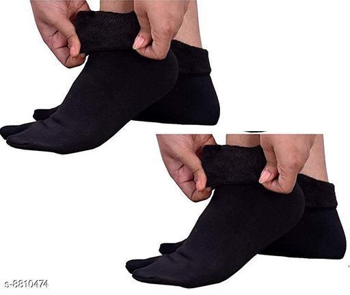 Women Thermal Hot Woolen Socks