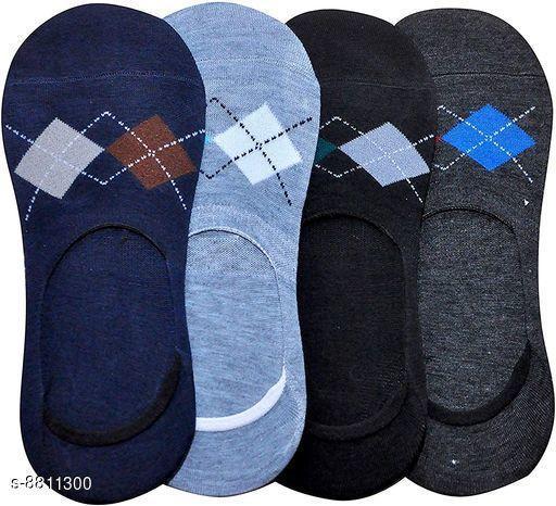 Trendy Unisex Loafer Socks