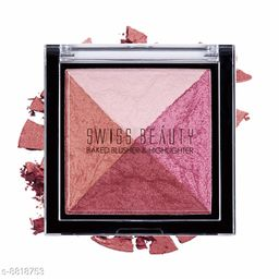 Swiss Beauty Beauty Baked Blusher and Highlighter (02)