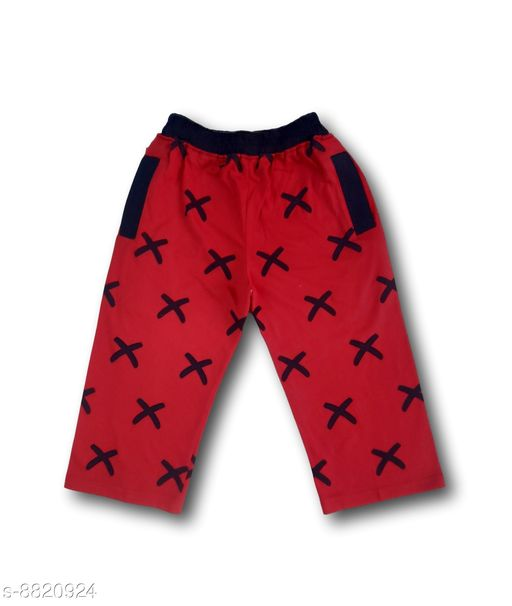 Capris & Three-Fourths Printed Cotton Capri for Boys   *Type* capris  *Material* coton Fit-Regular Fit Length-Below Knee Pattern-Printed  *Type* Three Fourth  *Size*  13 - 14 Years 2 - 3 Years 4 - 5 Years 6 - 7 Years  *Sizes Available* 2-3 Years, 4-5 Years, 6-7 Years, 8-9 Years, 10-11 Years, 12-13 Years, 13-14 Years *    Catalog Name: Kids Capris CatalogID_1510248 C59-SC1176 Code: 063-8820924-