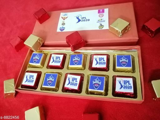 Chips & Namkeen Choco Fantsy  *Product Name* Choco Fantsy  *Type* Chocolates  *Multipack* 10  *Sizes Available* Free Size *    Catalog Name: Choco Fantsy CatalogID_1510697 C89-SC1776 Code: 563-8822456-005