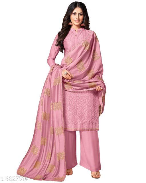 Kashvi Voguish Salwar Suits & Dress Material
