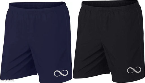 Infinity Men's Stretchable Shorts