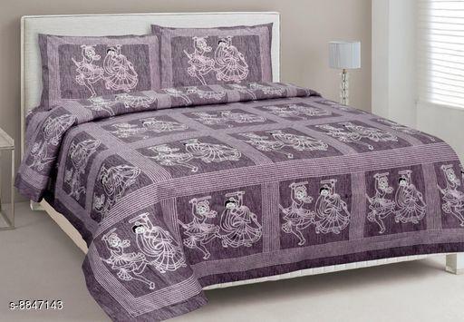 Stylish Cotton BedSheet