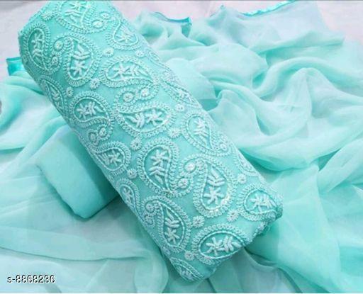 LAKHNVI  dress material for women