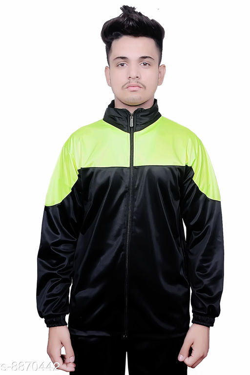 PROSPO SUPERB JACKET FOR MEN / IDEAL FOR CASUAL WEAR & SPORTS