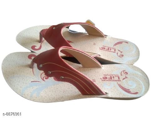 Flipflops & Slippers Latest trendy women slippers  *Material* PU  *Sizes*  IND-5  *Sizes Available* IND-5 *    Catalog Name: Modern Graceful Women Flipflops & Slippers CatalogID_1523233 C75-SC1070 Code: 913-8876361-