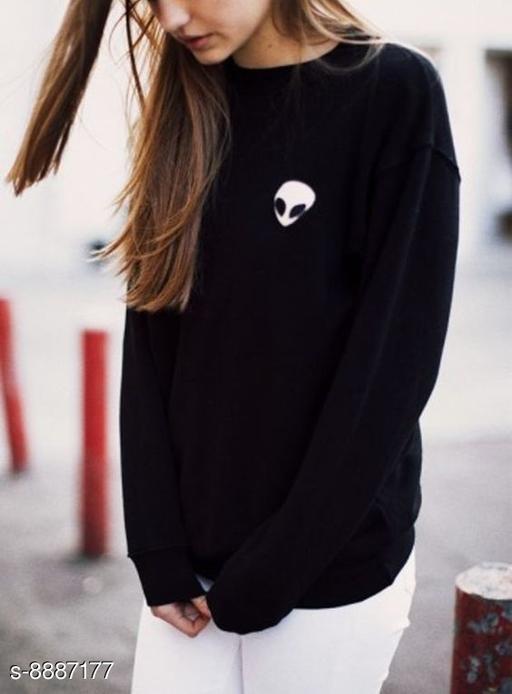 VERONICA ELEGANT'S Branded Women's Sweatshirts Hoodies Pullover