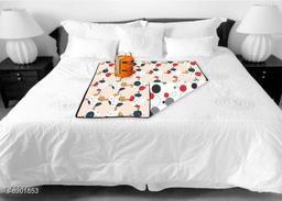 Stylish Printed Food Mat