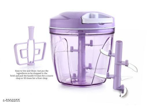 Juicer Beautiful  Chopper  *Material* Plastic  *Sizes Available* Free Size *    Catalog Name: Juicers & Mixers CatalogID_1529147 C104-SC1485 Code: 814-8902255-
