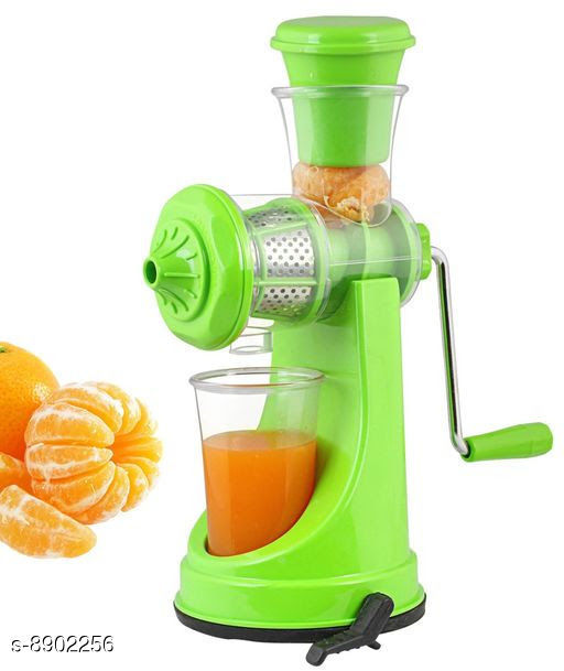 Juicer Beautiful Unbreakable Hand Juicer  *Material* Plastic  *Sizes Available* Free Size *    Catalog Name: Juicers & Mixers CatalogID_1529147 C104-SC1485 Code: 864-8902256-