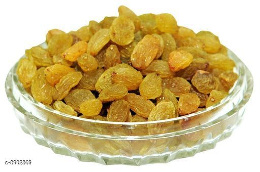 Dry Fruits and Sweets Gifts Trendy Dry Fruit   *Product Name* Raisins Kismis  *Product Type* Dry Fruits  *Multipack* 1  *Size* Free Size  *Sizes Available* Free Size *    Catalog Name: Trendy Dry Fruit  CatalogID_1529281 C128-SC1319 Code: 514-8902869-