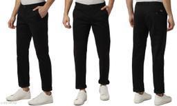 DIAMO Men Formal/Casual Slim Fit Trouser