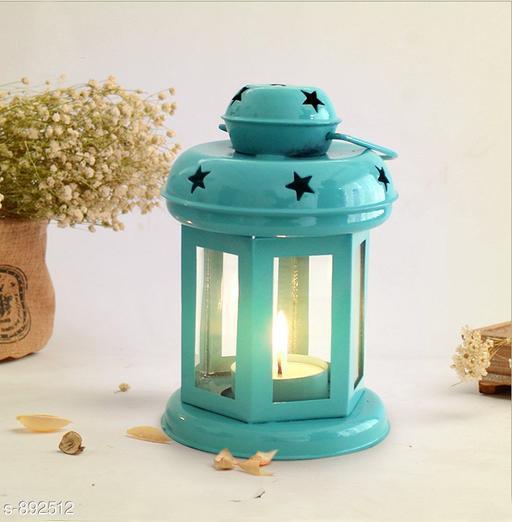 Useful Iron & Glass Lantern
