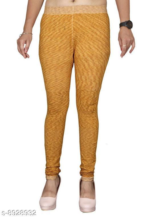 Active Bottomwear MULTI COLORS LEGGINGS  *Fabric* Cotton Lycra  *Multipack* 1  *Sizes*   *32 (Waist Size* 38 in, Length Size  *Sizes Available* 32, 34 *    Catalog Name: Glamarous Women Patialas CatalogID_1535344 C79-SC1408 Code: 562-8928932-994