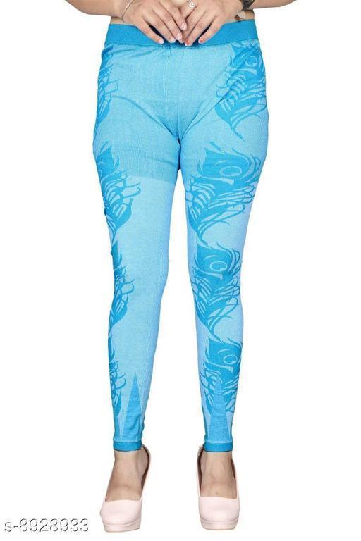Active Bottomwear MULTI COLORS LEGGINGS  *Fabric* Cotton Lycra  *Multipack* 1  *Sizes*   *32 (Waist Size* 38 in, Length Size  *Sizes Available* 32, 34 *    Catalog Name: Glamarous Women Patialas CatalogID_1535344 C79-SC1408 Code: 562-8928933-994