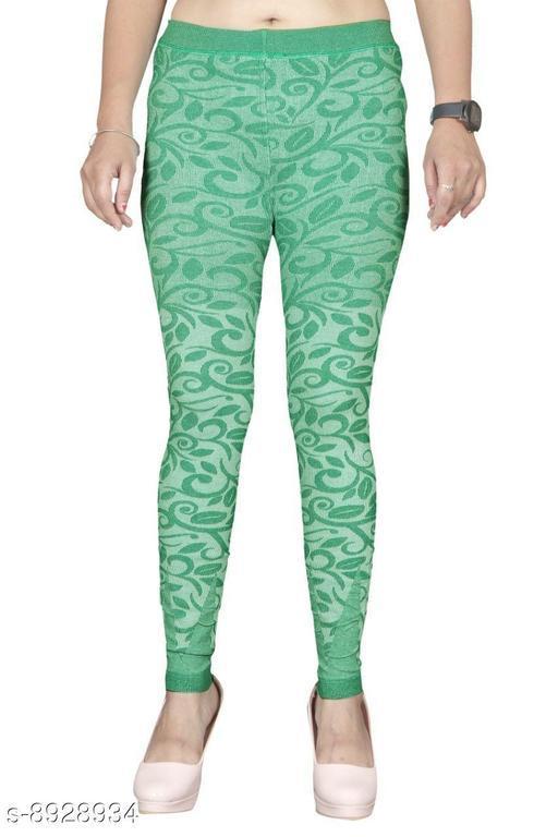 Active Bottomwear MULTI COLORS LEGGINGS  *Fabric* Cotton Lycra  *Multipack* 1  *Sizes*   *32 (Waist Size* 38 in, Length Size  *Sizes Available* 32, 34 *    Catalog Name: Glamarous Women Patialas CatalogID_1535344 C79-SC1408 Code: 562-8928934-994