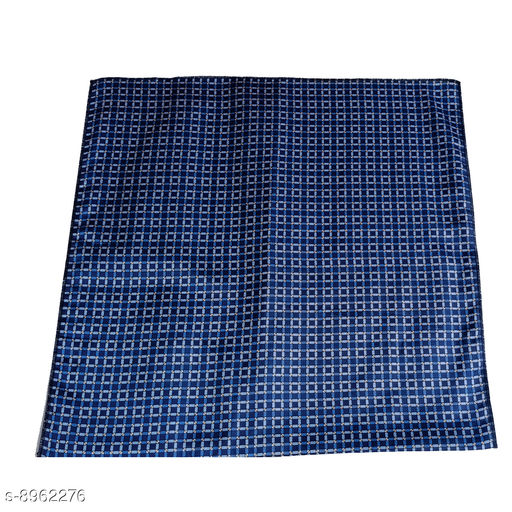 Pocket Squares Pocket Square for Men  *Material* Synthetic  *Multipack* 1 Pcs  *Sizes*  Free Size  *Sizes Available* Free Size *    Catalog Name: Pocket Square for Men CatalogID_1543382 C65-SC1225 Code: 952-8962276-
