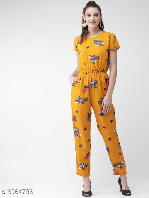 Shree Wow crepe jumpsuit