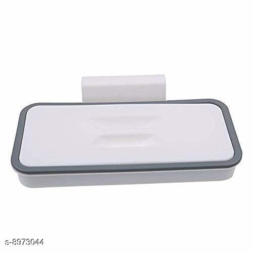 Soap Dishes ATTACH-A-TRASH  *Pack* Pack of 1  *Sizes Available* Free Size *    Catalog Name: Designer Soap Dishes CatalogID_1546075 C132-SC1585 Code: 382-8973044-