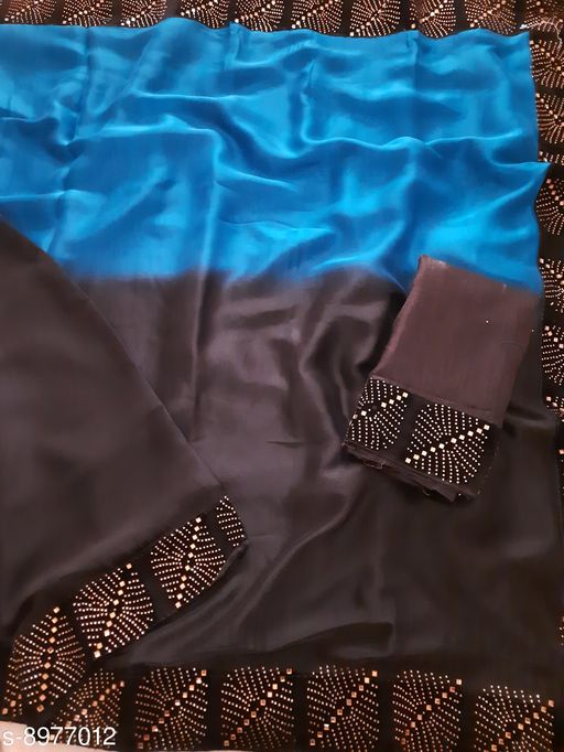 Sarees  Trendy Rangoli Silk Saree  *Saree Fabric* Rangoli Silk  *Blouse* Runnig Blouse Piece  *Blouse Fabric* Banglori Silk  *Pattern* Solid  *Multipack* Single  *Sizes*   *Free Size (Saree Length Size with Blouse Length Size 6.3 m) Saree Fabric* Padding Two Tone Rangoli Silk  *Blouse* Runnig Blouse Piece  *Blouse Fabric* Banglori Silk  *Pattern* Solid  *Multipack* Single  *Sizes*   *Free Size (Saree Length Size with Blouse Length Size 6.3 m) Saree Fabric* Padding Two Tone Rangoli Silk  *Blouse* Runnig Blouse Piece  *Blouse Fabric* Banglori Silk  *Pattern* Solid  *Multipack* Single  *Sizes*  Free Size (Saree Length Size with Blouse Length Size 6.3 m)  *Sizes Available* Free Size *    Catalog Name: Trendy Rangoli Silk Saree CatalogID_1546993 C74-SC1004 Code: 157-8977012-