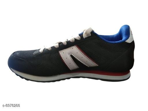 Sports Shoes Sports Shoes for men  *Material* Syntethic Leather  *Sizes*  IND-6  *Sizes Available* IND-6, IND-7, IND-8 *    Catalog Name: Relaxed Graceful Men Sports Shoes CatalogID_1547348 C57-SC1189 Code: 6851-8978288-