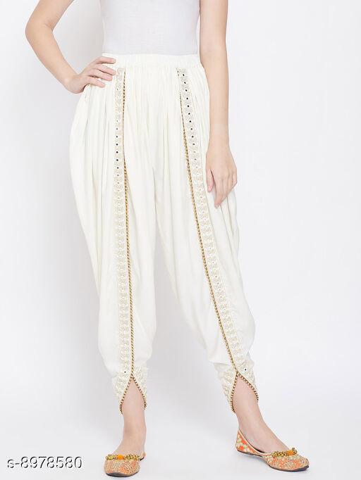 Latest Ethinic Girls Bottomwear