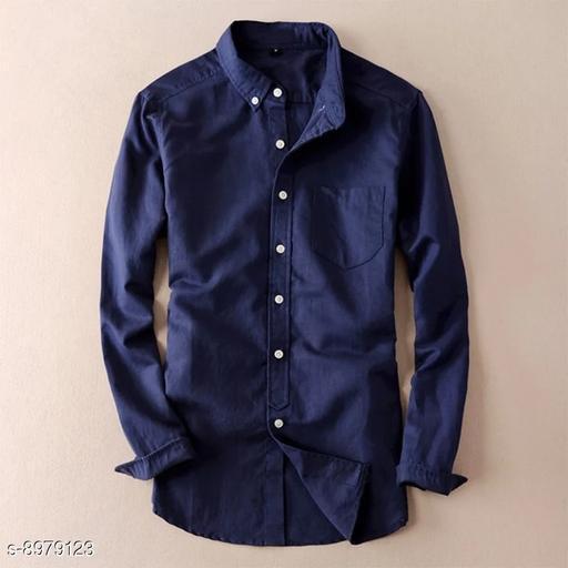 Men's Trendy Linen Shirt