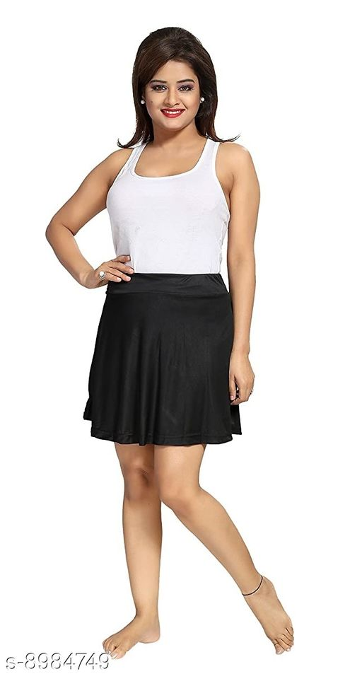 Skirts TUCUTE Polyester Fabric Women's Western Wear Short Skirt (7001_Black)  *Fabric* Polyester  *Multipack* 1  *Sizes*   *32 (Waist Size* 32 in, Length Size  *Sizes Available* 32 *    Catalog Name: TUCUTE Polyester Fabric Women's Western Wear Short Skirt (7001_Black) CatalogID_1548821 C79-SC1040 Code: 212-8984749-