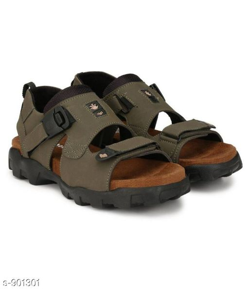 Sandals Men's Trendy Stylish PVC Sandals  *Material* Outer Material - PVC, Inner Material - Rubber  *UK/IND Size* IND Size  *Fastening* Lace Up  *Description* It Has 1 Pair Of Men's Sandals  *Sizes Available* IND-6, IND-7, IND-8, IND-9, IND-10, IND-12 *   Catalog Rating: ★3.9 (415)  Catalog Name: Mens Stylish PVC Sandals Vol 1 CatalogID_105567 C67-SC1238 Code: 765-901301-999