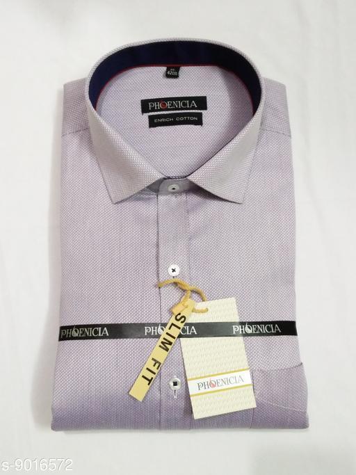 Phoenicia Men's  Full Sleeves Shirt