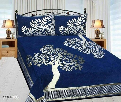 Beautiful Queen Size Double Bed Bedsheets