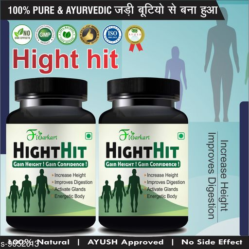 Other Health Appliances Health Wellness   *Product Name* Health Wellness  *Product Type* Ayurveda & Herbs Capsules  *Capacity* 120  *Miltipack* 2  *Sizes Available* Free Size *    Catalog Name:  Ayurveda & Herbs CatalogID_1565238 C125-SC1526 Code: 9831-9052013-
