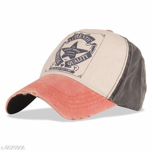 Caps & Hats DRUNKEN Caps For Men And Women, Sports Cap, Multicolour, Baseball Cap, Hip Hop, Snapback Cap, Woolen Caps, Cricket Caps, Hats, Cotton Caps  *Material* Cotton  *Pattern* Solid  *Multipack* 1  *Sizes* Free Size  *Sizes Available* Free Size *    Catalog Name: Fancy Trendy Men Caps & Hats CatalogID_1569880 C65-SC1229 Code: 383-9070906-999