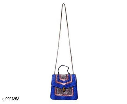 Slingbags Slingbags  *Material* Leather  *Multipack* 1  *Sizes* Free Size (height  *Sizes Available* Free Size *    Catalog Name: Ravishing Versatile Women Slingbags CatalogID_1574506 C73-SC1075 Code: 0321-9091252-