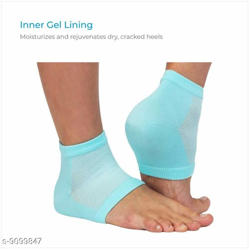 Others Moisturizing Socks Heel Moisturizing Socks Open Toe Moisturizing Socks Heel Spa Socks Cracked Heel Gel Socks Pain Relief Care for Cracked Heel Repair Gel...(multicolor) Moisturizing Socks Heel Moisturizing Socks Open Toe Moisturizing Socks Heel Spa Socks Cracked Heel Gel Socks Pain Relief Care for Cracked Heel Repair Gel...(multicolor)  *Sizes Available* Free Size *    Catalog Name: Check out this trending catalog CatalogID_1576449 C80-SC1256 Code: 023-9099847-