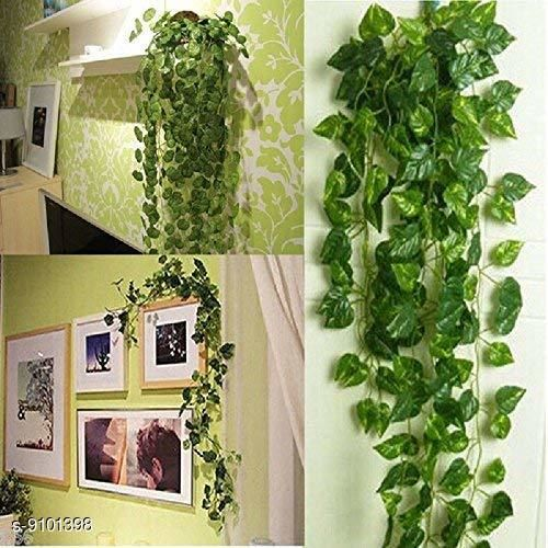 Decorative flower plants creepr garland wall hanging Pack of 3 strings